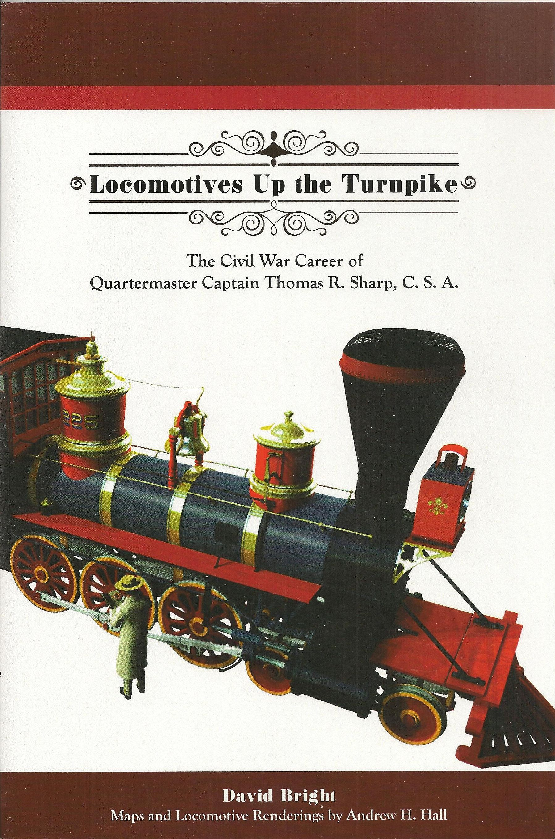 Confederate Railroads -- History, Maps & Equipment